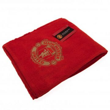Manchester United Towel - Large Jacquard